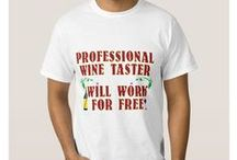 Wine Vino / Showing wine influenced designs I created and items for sale on Zazzle and Spreadshirt.