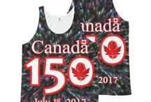 CANADA 150 and more / The best country in the world...... CANADA !!!  Canada celebrates its 150th anniversary on July 1st, 2017.
