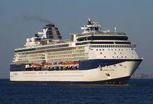 Celebrity Constilation Cruise / Venice, Kotor, Zadar, Livorno, Pisa, Arc La Rambla, Rome, Florance, Toulon, Barcelona