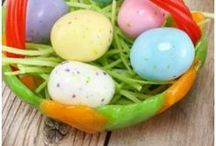 Everything Easter / Everything Easter... Easter Crafts, Easter Food, Easter Decorations, Easter Fun, Every single thing Easter!
