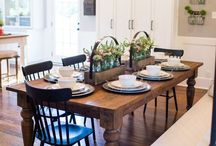 Dining Room Crushes!