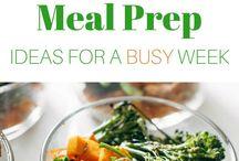 Meal Prep   Meal Plans