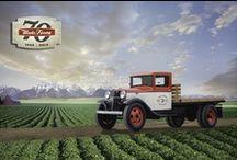 Original 1934 Ford Truck