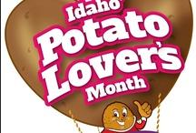 Idaho Potato Lover's Month - February 2013