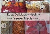 Freezer Meals / by The Happy Gal