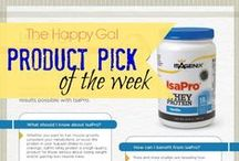 The Happy Gal Favorite Products / by The Happy Gal