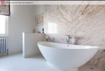 Breath taking bathrooms / Awe inspiring bathrooms !
