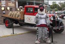 """Chukars Baseball """"Potato Night"""" / Happy to support our Idaho Falls Chukars!"""