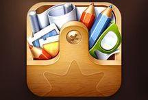 Icon design / by Emiliano Didier