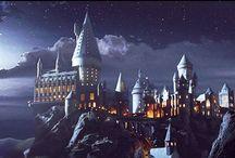 "Hogwart Poudlard / ""No story lives unless someone wants to listen"""