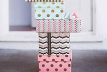 Gift Wrapping // Wedding // Shower / Gift Wrapping // Wedding // Shower