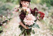 Flower Girls / Flower girls! Alles wat betreft de bloemenmeisjes!