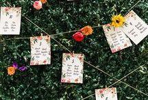 Table Numbers // Wedding / Table Numbers // Wedding