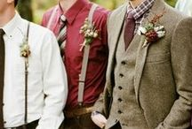 The Men (big and small) // Wedding / The Men (big and small) // Wedding
