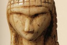 Images of ancient goddesses