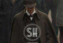 221B Baker Street / I don't have friend, I've just got one.