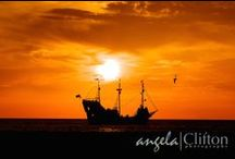The Great Outdoors photography / sunset photography | scenic photography / by Angela Clifton Photography