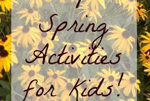 Spring & Easter / Easter & springtime fun, food & crafts.