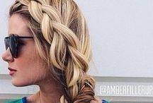Fryzury / fryzury, włosy, inspiracje