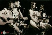 ABBA The gold and white tour (1977)