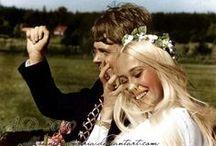 Agnetha and Bjørn