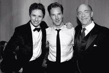 Benedict.C & Martin.F / Sherlock & Watson