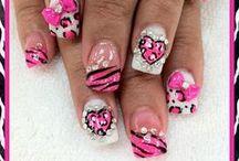 Nails - Wzorzyste