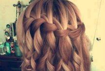Penteados... / Idéias de penteados, para todos os tipos de festa.