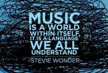 Musical Inspiration / Inspiring quotes, beautiful images, and hard-won advice.
