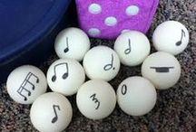 Classroom Music Ideas / Fun and educational musical ideas for the classroom.