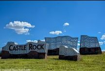 Colorado - Castle Rock / Welcome to beautiful Castle Rock, CO - We Love where we live! Enjoy this board of all the amazing things to explore in Castle Rock. Planning a move to the Denver area? We can help. 303.900.0428 or www.osgoodteam.com