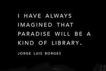 Library & Literary Quotes