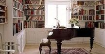 Pianos / Decorating Around A Piano / Pianos for musical purpose, art or display.