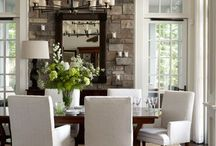 Our Favorite Dining Rooms / Get design inspiration and decorating ideas for your dining room for every day, entertaining and holidays.
