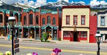 Colorado - Breckenridge / Breckenridge....one of the favorite mountain towns in Colorado. This board is dedicated to all the fun outdoor adventures, restaurants, skiing and things to do.