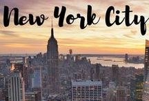 NYC Travel Inspiration / The greatest city on the planet - New York City.