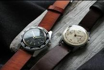My Time / vintage watch old watches mechanical watches chronographs