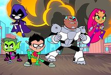 Teen titans go / by Mr Katt