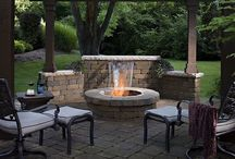 Outdoor Fire Pits / Firepit / Fireplaces