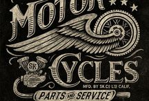 Motorcycles / Motor cycles