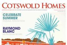Past issues / Cotswold Homes magazines from 2012 to present day