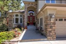 Front Porch - Porches that Welcome You! / As Colorado Realtors, we know the importance of a beautiful entry way or front porch.  We've gathered up some of our favorites!