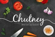 Chutney - A Spicy Mouthwatering Dish / Chutneys are an most important and a delicious part of #Indian #Cuisine. Find out the most #delicious tasty #Chutneys here.