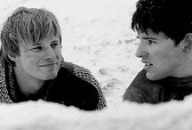 His name ? Merlin / BROMANCE MERLIN/ARTHUR ❤️
