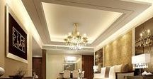 Ceilings-Coffer, Tin, Tray, Vaulted, Wood Beam / Ceilings - all different kinds and types.
