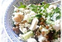Paperivuoka: Salaatti