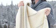 Blankets crochet - Koce na szydełku