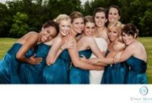 Bridal Party Shots / Bridal party shots are anywhere from formal to crazy and spontaneous.  We love to capture it all.