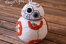 Star Wars Crochet - Gwiezdne Wojny Szydełko