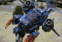 Warhammer - Space Marines